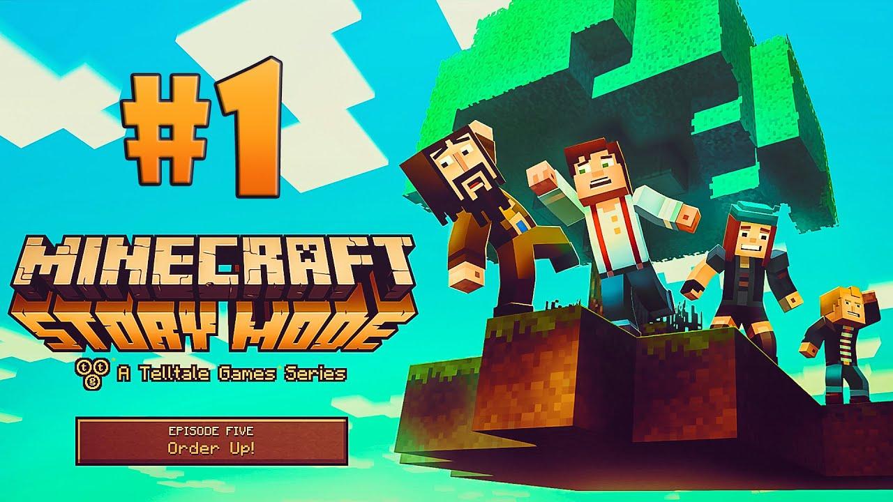 Minecraft: Story Mode | VK