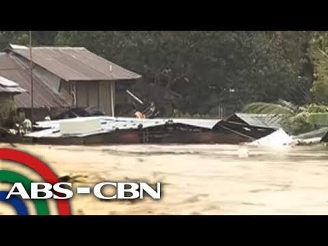 'Vinta', nagdulot ng pagbaha sa ilang lugar sa Mindanao