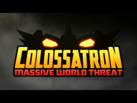 Colossatron: Massive World Threat - Debut Trailer