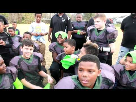 TwinSportsTV: Interview with the Central Virginia Hurricanes 10U Team