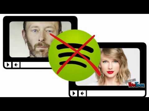 Music Industry Disruption