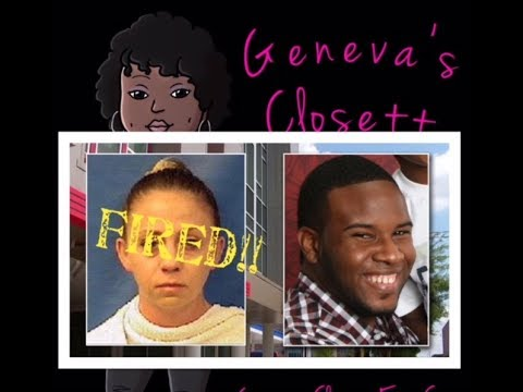 Dallas Police Department FIRES Amber Guyger! Let's Talk in Geneva's Closett!