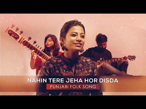 Nahin Tere Jeya Hor Disda (Female & Sitar Version) Ft. Sonal & Megha | Latest Punjabi Folk Song