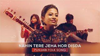 Nai Tere Jeha Hor Disda ft. Sonal, Megha, Tarang & Akshay   Punjabi Folk Song   Female Sitar Cover