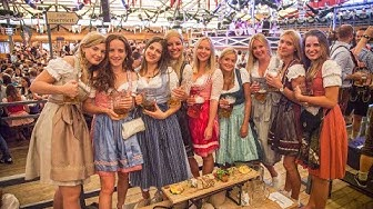 Oktoberfest 2020 in Munich, Germany