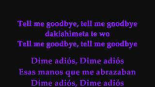 Big Bang - Tell me Goodbye Letra/Subtitulado al Español