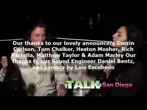 The Talk of San Diego Show & Zlata Sushchik chat with  Laureen Beyer aboard The Bay Watch