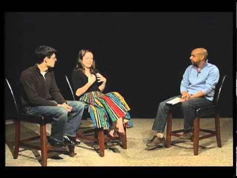 The Artists' Spotlight  with Sarah Nicklin and Kevin Broccoli Part 1