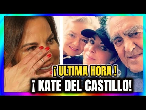 📣¡ HACE UNAS HORAS ! Kate del Castillo🔺 CONMUEVE con íntima reunión tras su llegada a México HOY !