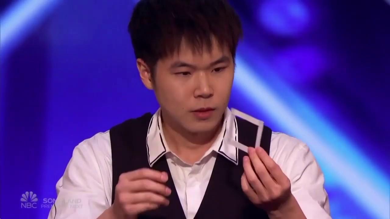 Download America's Got Talent 2019 Eric Chien All Performances