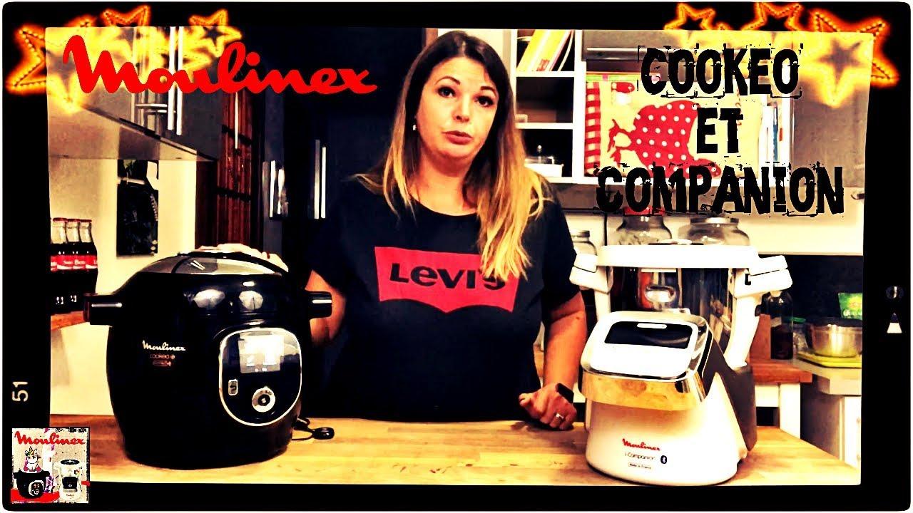 Difference Entre Cookeo Et Autocuiseur comparaison cookeo et companion : multicuiseur et robot cuiseur moulinex  (sand cook&look)