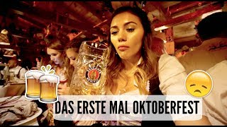 DAS ERSTE MAL OKTOBERFEST 🍺 | 19.09.2017 | AnKat