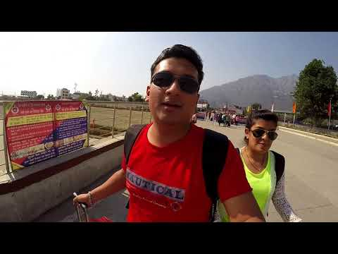 Vaishno devi Yatra | same day katra to Jammu by most scenic train route - (You need to watch this)