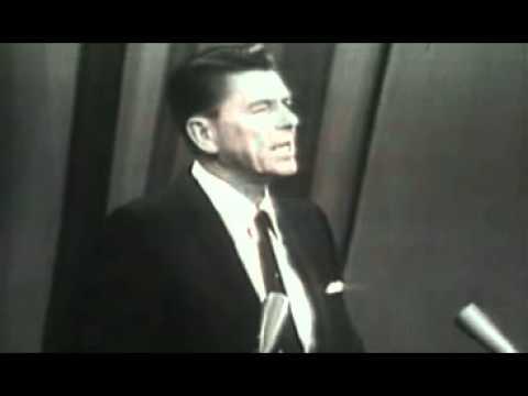 "Ronald Reagan - ""A Time for Choosing"" - 1964"