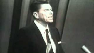 "Ronald Reagan - ""A Time for Choosing"" - 1964"