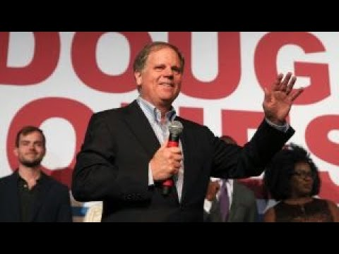 Political fallout from Doug Jones