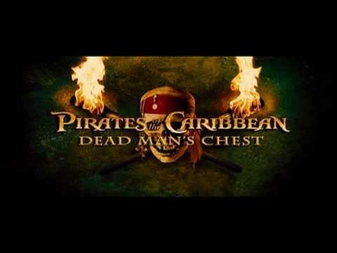 Pirati dei Caraibi – la maledizione del forziere fantasma trailer ita
