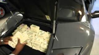 شاهد: سيارة فيفتي سنت الجديدة بعد إعلان إفلاسه