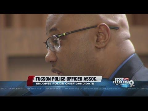 TPOA endorses Malik Aziz for next Chief of the Tucson Police Department