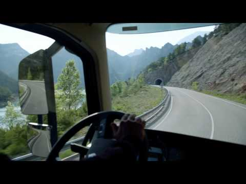 Volvo Trucks - Telematic Gateway: More uptime with new technology (new Volvo FH)
