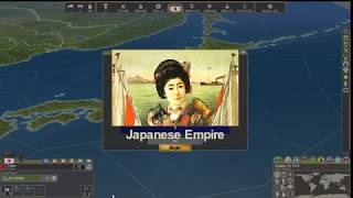 Making History: The Great War - Japanese Empire Ep. 8 - Nationalist China Emerges