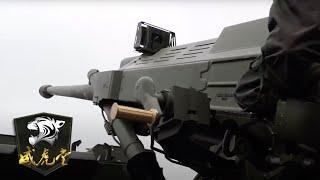 155车载榴弹炮大批列装 6大特点曝光 对战力提升有多大?| 威虎堂