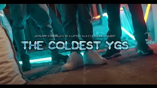 JaySlapIt x OnDrills x ZK x Latts x SJ x C1 x Tookie x Saviest - The Coldest Youngers [Music Video]