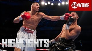 James DeGale vs. Chris Eubank Jr.: Highlights | SHOWTIME CHAMPIONSHIP BOXING