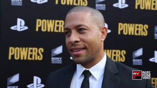 Jason Wesley talks about his character in Playstations Powers