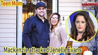 'Teen Mom OG' Ryan Edwards' Wife Mackenzie Lashes Out At Jenelle Evans Over 'Click Bait' Article
