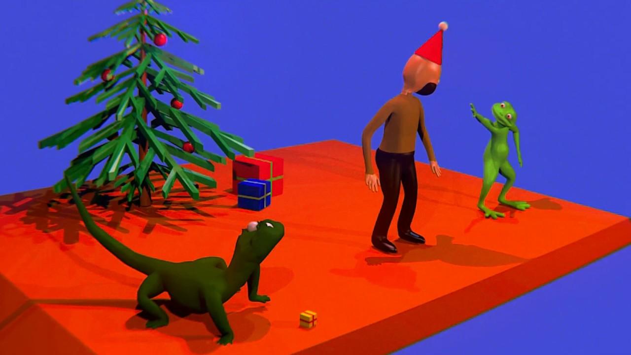 advent video blender weihnachten animation lustig youtube. Black Bedroom Furniture Sets. Home Design Ideas