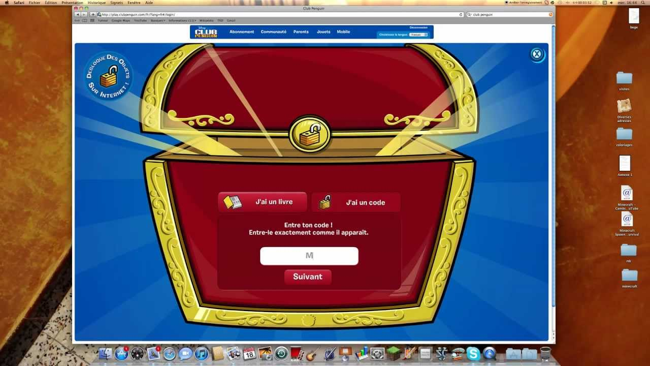 L Club Penguin Cheats Club Penguin: Codes po...