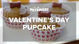 PetSmart Kitchen: Valentine's Day Pupcake