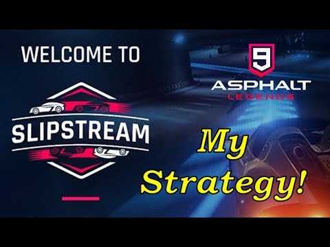 Asphalt 9 Multiplayer - DO YOU HATE SLIPSTREAM? Here's a couple tips....