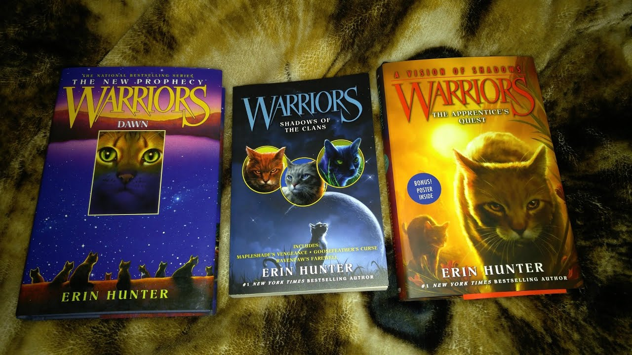 Warrior Cats Ebook