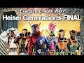 Everything Right With Heisei Generations FINAL