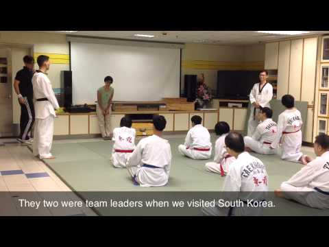 China Daily Asia Video: Taekwondo for special needs community