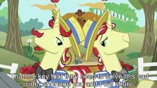 The Flim Flam Brothers [With lyrics] My Little Pony : Friendship is Magic Song