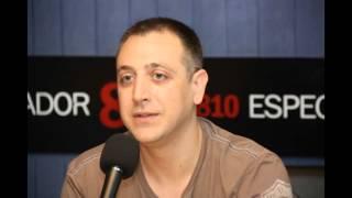 "A. Garibaldi Krav Maga Global - Uruguay Nota Radio ""El Espectador"""