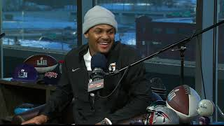 Texans QB Deshaun Watson on The Dan Patrick Show | Full Interview | 2/2/18
