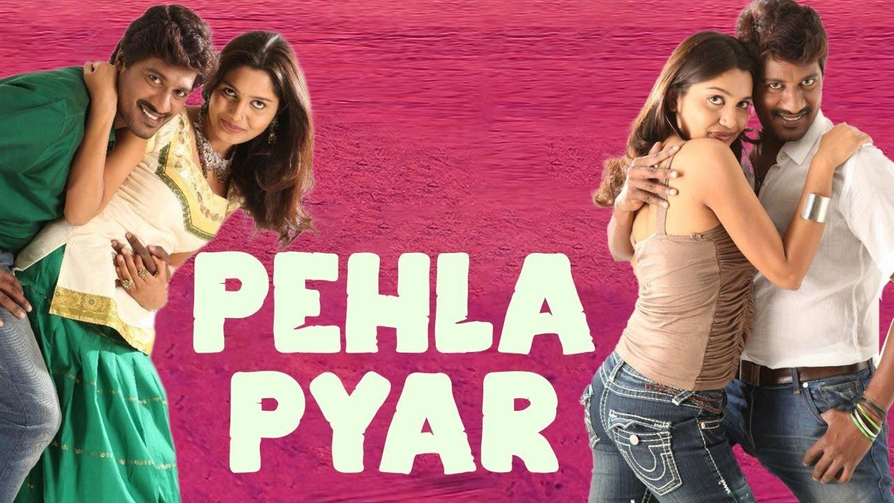 PEHLA PYAR - South Indian Movies Dubbed In Hindi Full Movie | Romantic Movie | South Movie