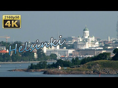 By Ferry from Åland to Helsinki - Finland 4K Travel Channel