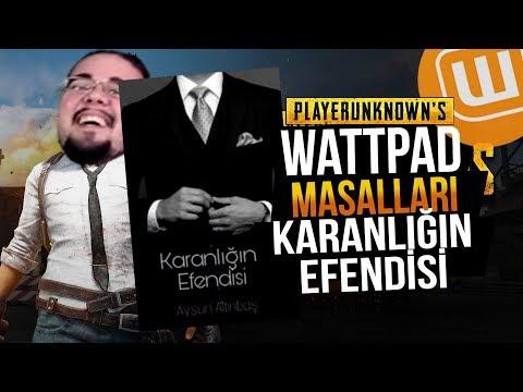 WATTPAD ve PUBG // KARANLIĞIN EFENDİSİ #01 // Playerunknown's Battlegrounds