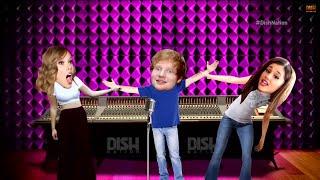 Taylor Swift At War With Ariana Grande Over BFF Ed Sheeran