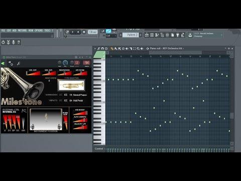 Armin van Buuren - My Symphony (Dark Intro Cover | FL Studio)
