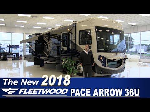 New RV: 2018 Fleetwood Pace Arrow 36U - Shakopee, Mpls, St Paul, St Cloud, Mankato, Ramsey, MN