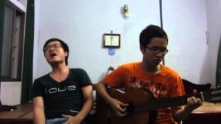 Mong chờ lối xưa - Cao Thái Sơn -guitar cover