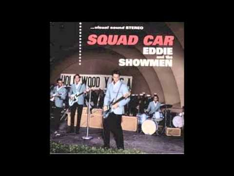 Eddie & the Showmen - Dark Eyes tab