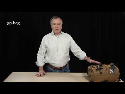 Disaster Preparedness: The Go Bag
