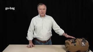 Disaster Preparedness: The Go Bag